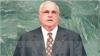 Lãnh đạo thế giới chia buồn trước tin cựu Thủ tướng Đức Helmut Kohl từ trần