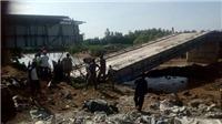 Cầu Trung Quốc xây ở Kenya, giá 10 triệu USD chưa khánh thành đã sập