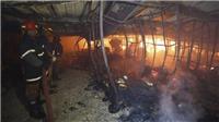 Nổ tại nhà máy dệt kim tại Bangladesh gây thương vong lớn