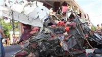 Tai nạn xe tải kinh hoàng, hơn 70 người thiệt mạng