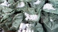 Phát hiện hơn 1 triệu bao thuốc lá không rõ nguồn gốc