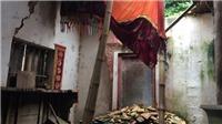Nguy cơ sập đổ một di tích lịch sử quốc gia ở Hà Nội