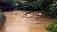 Bắc Kạn khẩn trương di dời các hộ dân khỏi vùng sạt lở do mưa lũ