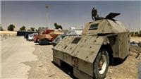 Xe bom tự chế và dàn 'vũ khí chiến tranh' kỳ dị của IS
