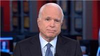 Thượng nghị sĩ John McCain bị chẩn đoán ung thư não ác tính