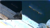 'Siêu tàu mẹ' của người ngoài hành tinh 'do thám' trạm vũ trụ ISS