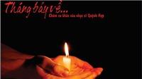 'Tháng Bảy về' của Quỳnh Hợp- Những câu chuyện kể về chiến tranh