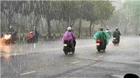 Vùng núi phía Bắc mưa to, Hà Nội không quá 33 độ C