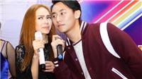 Minh Hằng, Rocker Nguyễn trần tình cảnh 'hôn thật nhất' trong 'Sắc đẹp ngàn cân'