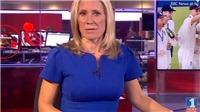 Bão tranh cãi khi cảnh ân ái lên sóng bản tin thời sự trực tuyến BBC