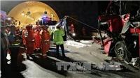 36 người chết trong tai nạn thảm khốc trong đường hầm ở Trung Quốc