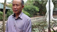 Thượng tá Lê Đức Đoàn, nhà thơ Bảo Sinh vẫn hạnh phúc, âm thầm với tình yêu Hà Nội