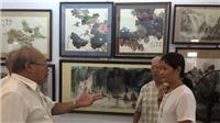 Triển lãm Mỹ thuật người Hoa tại TP.HCM