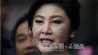 Lịch trình rời Thái Lan của bà Yingluck Shinawatra