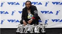 Kendrick Lamar giành 6 giải thưởng tại VMA 2017: Vinh quang từ 'âm nhạc của con người'
