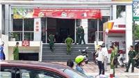 Khẩn trương điều tra vụ cướp táo tợn ở ngân hàng HDBank