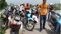 Vụ 'rải đinh' cao tốc Hà Nội-Bắc Giang: Do rơi phế liệu thừa trong sản xuất ốc vít mái tôn