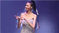 Cao Ngân trong đêm Chung kết Vietnam's Next Top Model: Ai có lỗi khi người mẫu... quá gầy?
