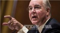Thuê máy bay đi công tác: Bộ trưởng Y tế Mỹ từ chức và phải hoàn tiền