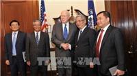 Thượng tướng Nguyễn Chí Vịnh đánh giá về Đối thoại Chính sách Quốc phòng Việt Nam-Hoa Kỳ 2017