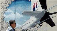 Thông tin mới nhất về việc tìm kiếm máy bay MH370 mất tích