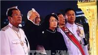 Phó Chủ tịch nước Đặng Thị Ngọc Thịnh dự Lễ hỏa táng cố Nhà Vua Thái Lan Bhumibol Adulyadej