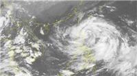 Dự báo trưa 14/10, bão số 11 mạnh lên cấp 13, tiến gần Hoàng Sa