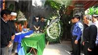 Xúc động Lễ tang phóng viên TTXVN Đinh Hữu Dư tại Ninh Bình