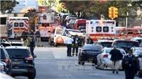 NÓNG: Khủng bố bằng 'xe điên' tại trung tâm New York, 8 người thiệt mạng