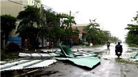 HÌNH ẢNH: Phú Yên, Nha Trang thiệt hại nặng sau cơn bão số 12