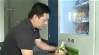 TP Hồ Chí Minh có máy bán hàng tự động tại nơi công cộng