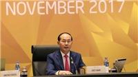 Toàn văn Bài phát biểu của Chủ tịch nước Trần Đại Quang tại Hội nghị Cấp cao APEC