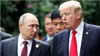 Tổng thống Donald Trump và Putin 'tranh thủ' trao đổi ở Đà Nẵng, Nga và Mỹ ra tuyên bố chung về Syria