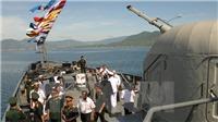 Hải quân Việt Nam tham gia diễn tập đa phương ASEAN ở Thái Lan