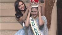 Người đẹp 'chuẩn men' đăng quang Hoa hậu Quốc tế 2017