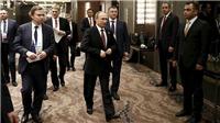 Hàng chục cuộc gọi dọa đánh bom đoàn xe của Tổng thống Nga Putin