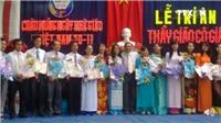Ngày Nhà giáo Việt Nam 20 tháng 11 có từ bao giờ?