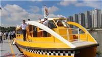 TP HCM đưa tuyến buýt đường sông đầu tiên vào hoạt động