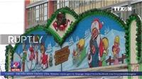 VIDEO IS gửi tin nhắn dọa tấn công hàng loạt địa điểm nổi tiếng châu Âu lễ Giáng Sinh