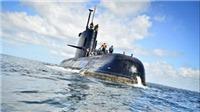 Tin nhắn chết chóc từ tàu ngầm Argentina thông báo điều gì?