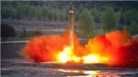 Tên lửa Triều Tiên mới phóng bay đến phía biển Nhật Bản