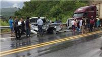 Tai nạn liên hoàn trên cao tốc Nội Bài - Lào Cai, hai người thương vong