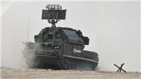 Xem hệ thống phòng không Tor-M2 'nhả' tên lửa, có thể hạ mục tiêu cao 10.000 mét