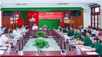 Bộ Tư lệnh Biên phòng và Tỉnh ủy Sóc Trăng phối hợp bảo vệ chủ quyền an ninh vùng biển