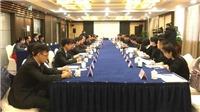 Đàm phán vòng 10 về hợp tác trong các lĩnh vực ít nhạy cảm trên biển giữa Việt Nam và Trung Quốc