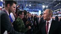 Tổng thống Putin: 'Chúng ta đã trải qua một giai đoạn khó khăn trong lịch sử'