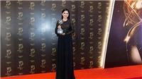 Diễn viên Thủy Tiên nhận giải thưởng Doanh nhân Châu Á Thái Bình Dương