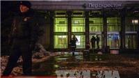 200 kg thuốc nổ xé nát siêu thị ở St. Petersburg