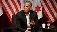 Vượt Tổng thống Donald Trump, năm thứ 10 liên tiếp ông Obama được 'tôn sùng' nhất nước Mỹ