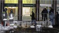 IS nhận là thủ phạm vụ nổ tại siêu thị ở Saint Petersburg của Liên bang Nga